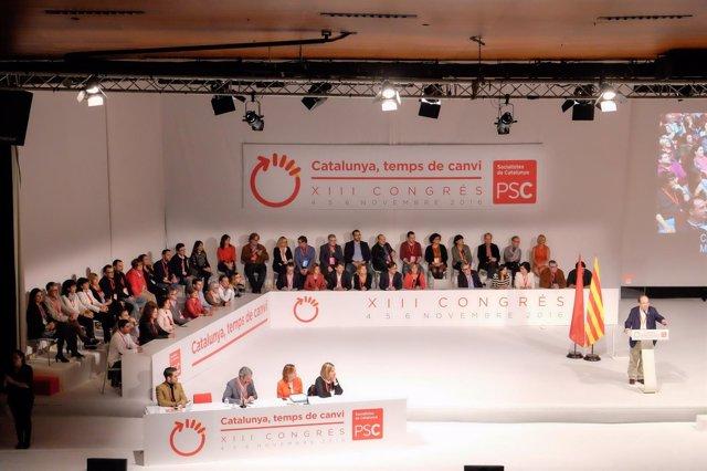XVI Congreso del PSC