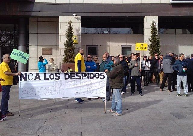 Ayuntamiento actuará por vía penal en el caso de los 25 despidos