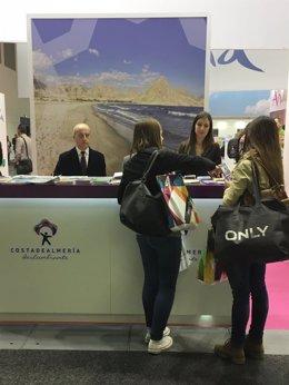 La provincia de Almeria se promocionará, un año más, en la Feria ITB.