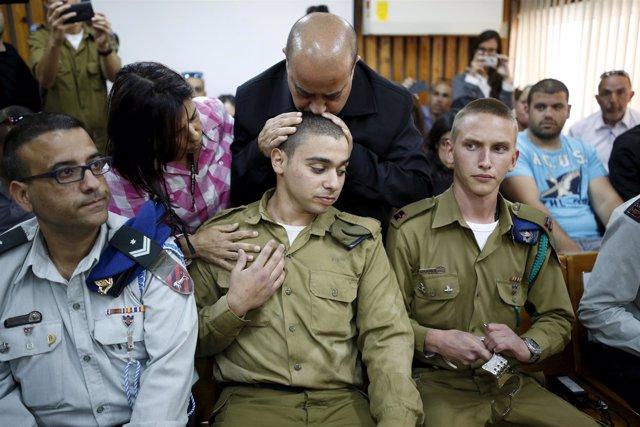 Soldado Israelí Elor Azaria