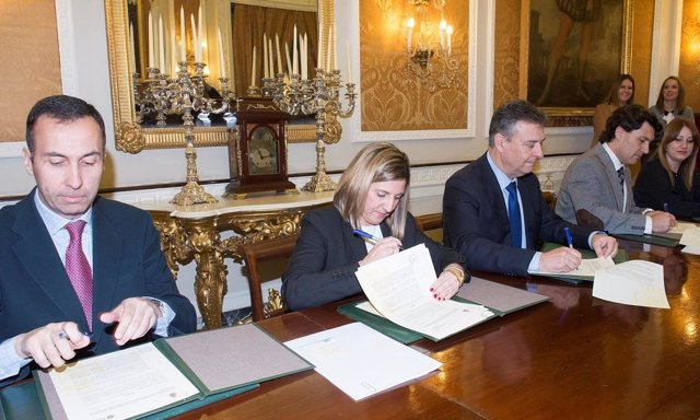 Comercializadoras se adhieren al Plan contra la Pobreza Energética de Diputación