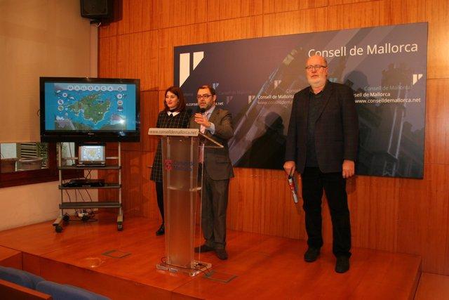 Presentación de la propuesta cultural del Consell de Mallorca para la ITB Berlín