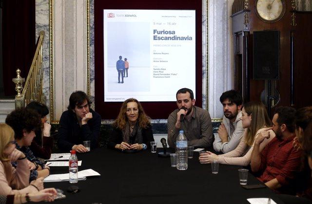 Carmen Portaceli presenta Furiosa Escandinavia