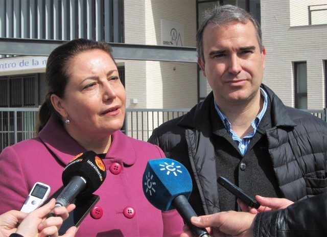 Carmen Crespo y Amós García (PP)