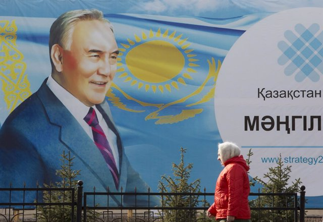 Imagen de Nursultan Nazarbayev