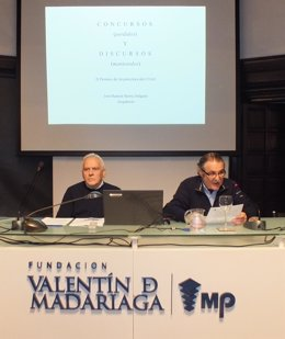 José Ramón Sierra cierra el ciclo de conferencias de los Premios de Arquitectura