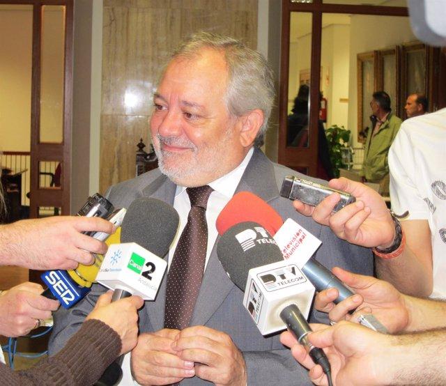 Alcalde De Córdoba, Andrés Ocaña