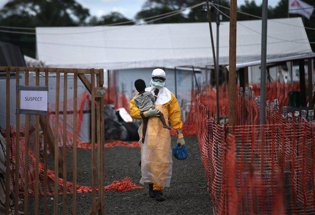 Epidemia de Ébola en Monrovia, capital de Liberia