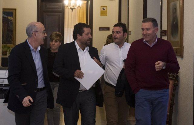 La Diputación Exige A La Generalitat Que Suspenda El Consejo De Coordinación Tur