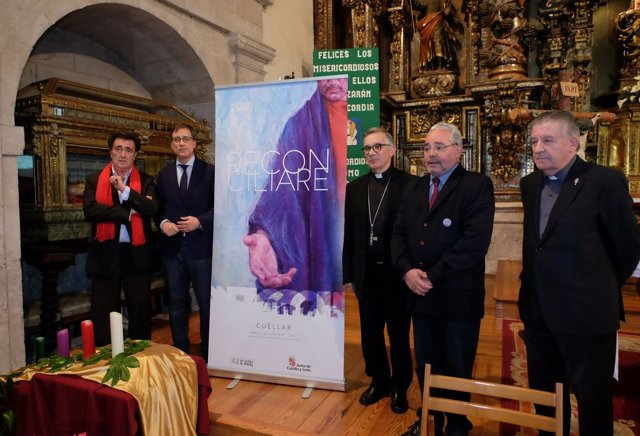 Segovia.- Cartel de la próxima edición de Las Edades