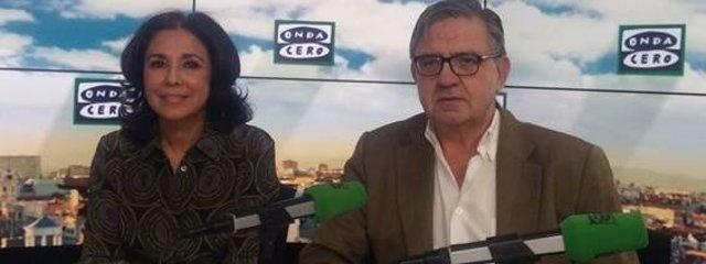 Carlos García Revenga en Onda Cero