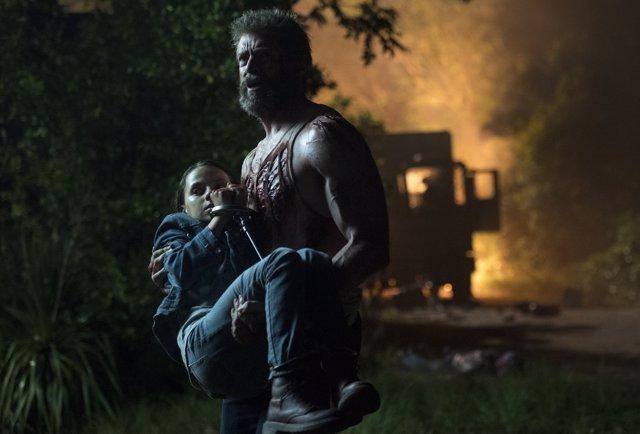 Huhg Jackman en Logan