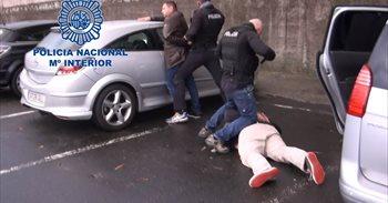 Los 24 narcotraficantes detenidos en España pertenecían al cártel de...