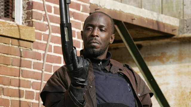 Michael K. Williams en The Wire