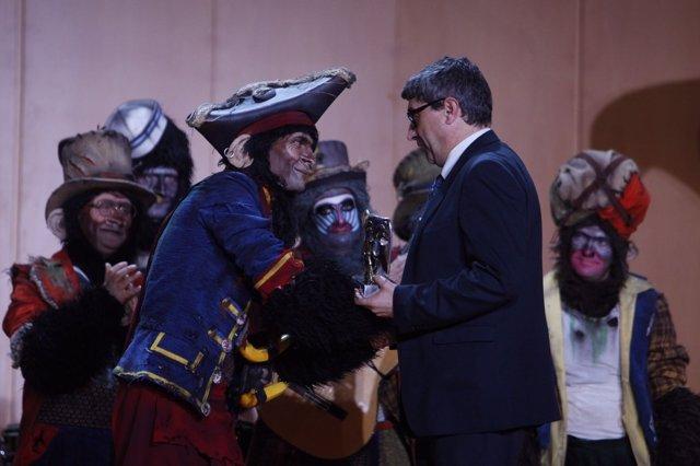 La comparsa 'Los Irracionales' triunfa en el XXV Concurso 'Fermín Salvochea'
