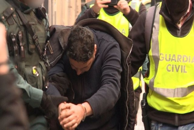 Operación en Bilbao contra argelino acusado de adoctrinamiento yihadista