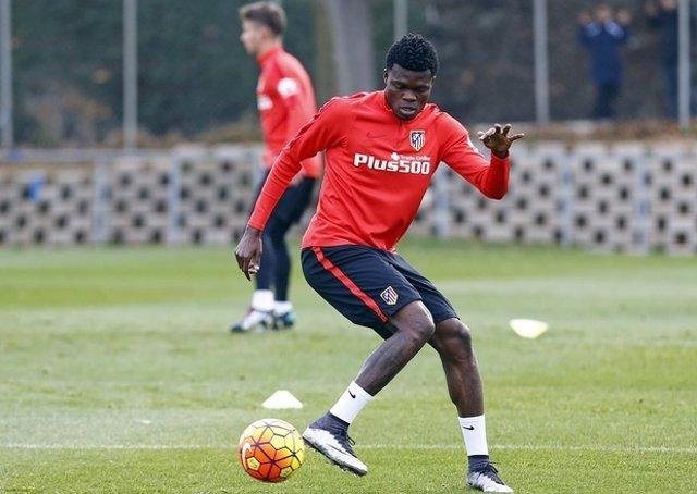 Thomas Partey (Atlético Madrid)