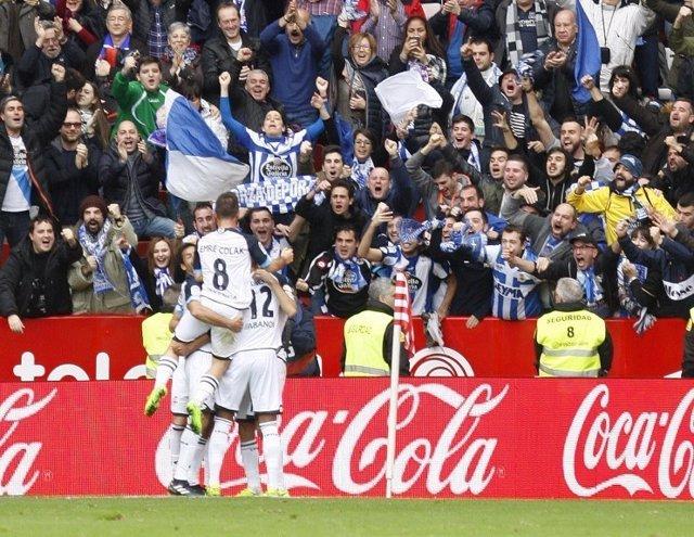 Deportivo Sporting Molinón