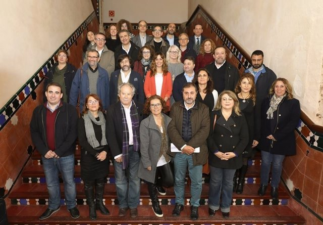 Encuentro de Colegios Profesionales de Periodistas