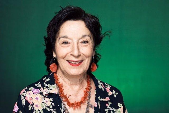 La actriz Petra Martínez, Premio San Pancracio de Honor en Cáceres