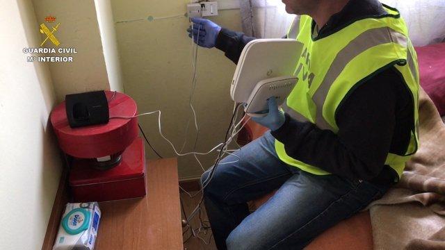 Desarticulado en Zaragoza un grupo dedicado a la estafa