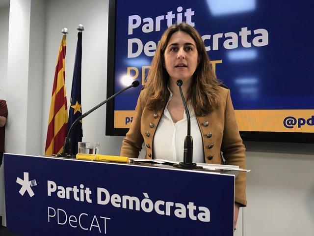 Marta Pascal, PDeCAT