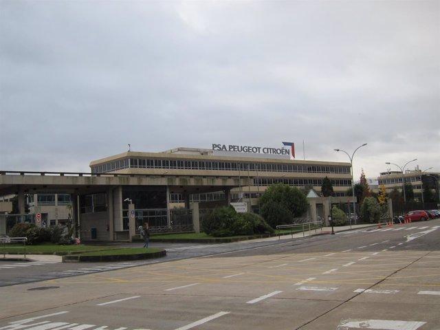 Vigo, planta de PSA