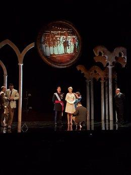 La judía de Toledo de Lope de Vega Teatro de la Comedia