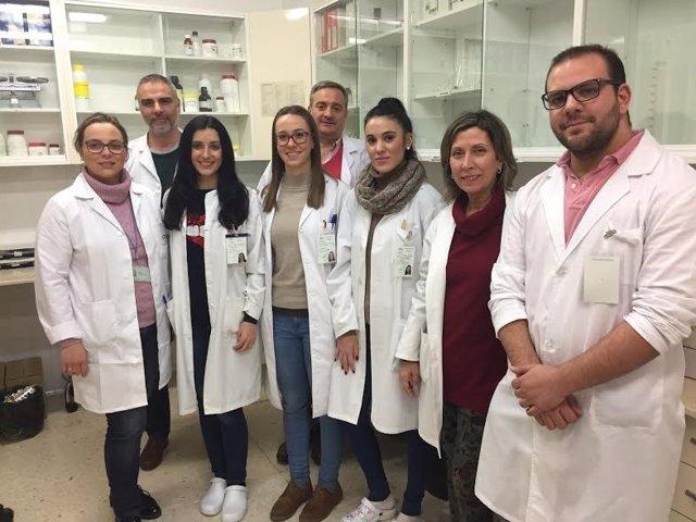 Estudiantes de Farmacia y Parafarmacia