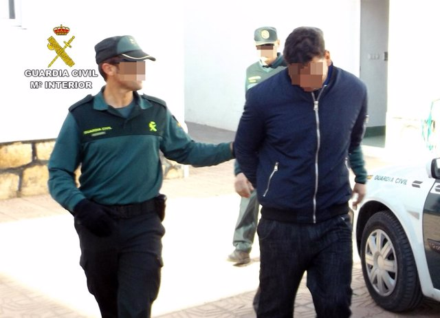 Detenido Guardia Civil