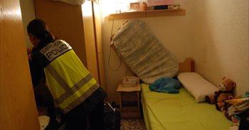 Detienen en Alicante a una pareja al detectar en la sangre de su hija de...