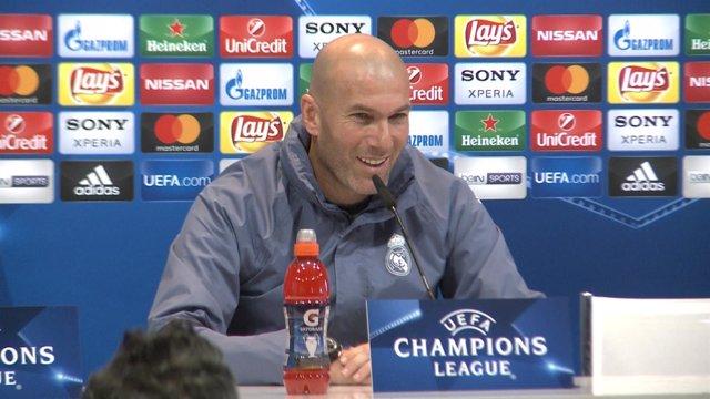 """Zidane dice que pelearán """"del inicio hasta el final"""""""