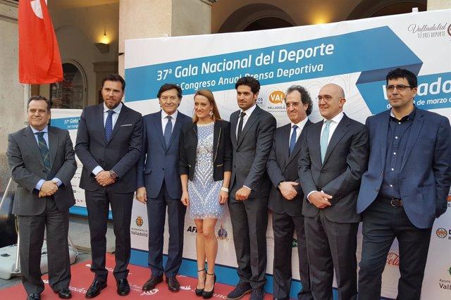 Gala de la Asociación Española de la Prensa Deportiva