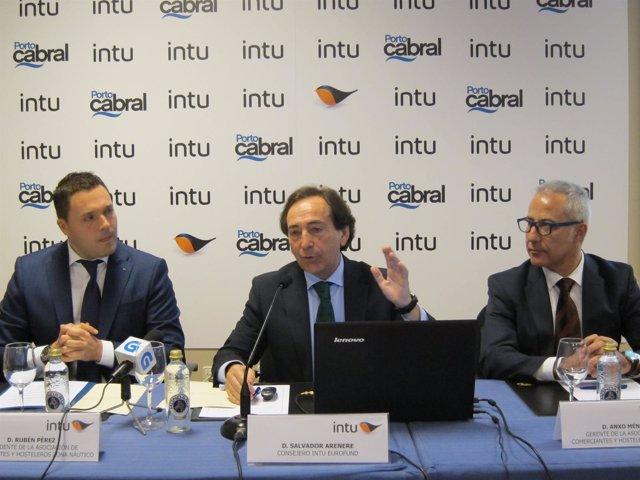 Intu Eurofund ratifica su interés por Porto Cabral.