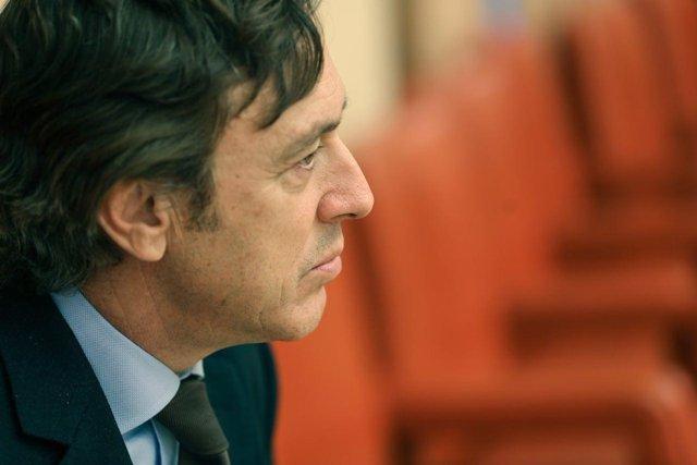 Rafael Hernando, portavoz del Grupo Popular
