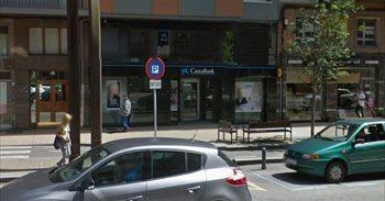 Detenido el atracador de un banco en Gijón que amenazó con una pistola a...