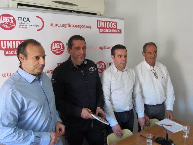Representantes de FITCA UGT sobre la compra de Opel por PSA
