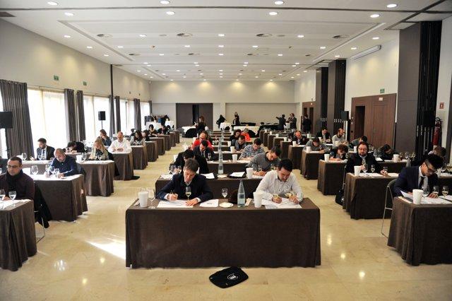 Convocatoria sexta semifinal del concurso 'Mejor Sumiller Internacional en Cava'