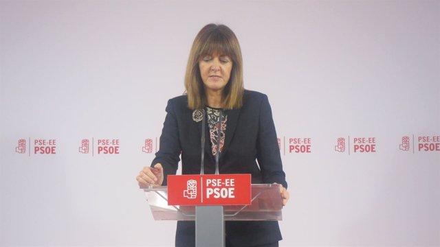 Idoia Mendia (PSE)