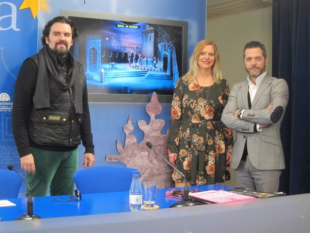 Salamanca: Presentacion De La Ópera Tosca
