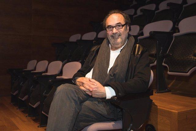 El dramaturgo Eduardo Alonso