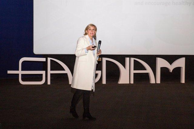 María Neira ha participado en el V Congreso GASNAM