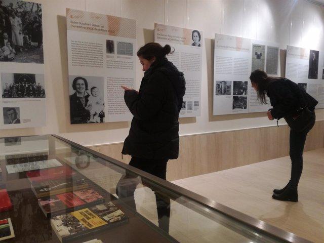 Exposición Aurora Picornell