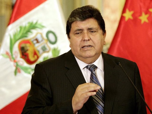 Alan Garcia (presidente de Perú)
