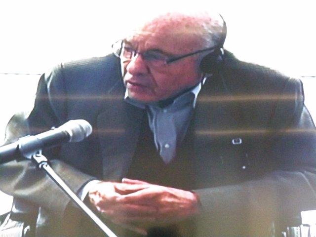 El expresidente del Palau de la Música Fèlix Millet declara
