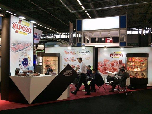 ElPozo Alimentación refuerza su presencia internacional en Foodex Japón