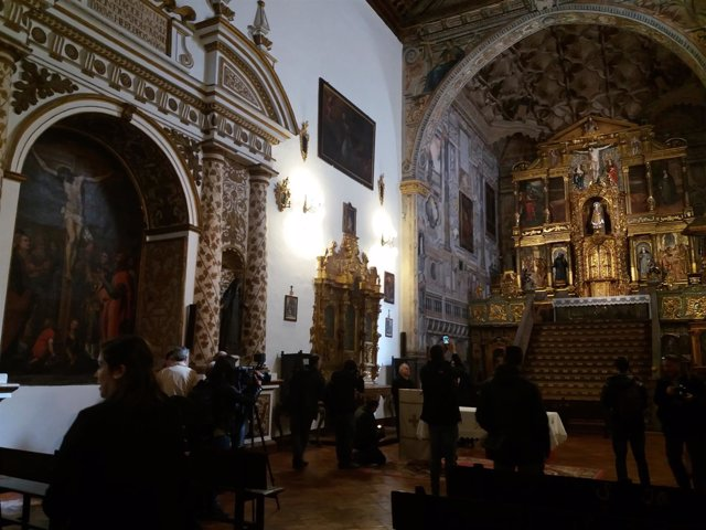 Covento de Santa Isabel la Real en Granada