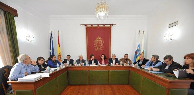 Nota De Prensa Y Fotografías: Isla Baja Consorcio