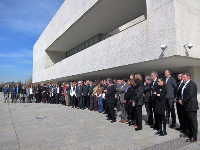Valladolid. Concentración Día Internacional de la Mujer