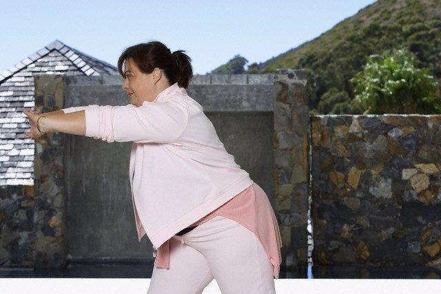 Mujer Con Obesidad